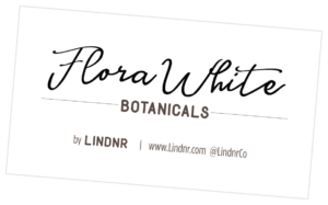 Flora White Botanicals by Lindnr